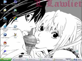 LxMisa Desktop by SumeragiAurion