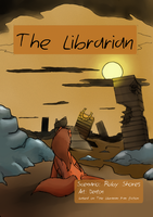 The librarian Cover by Lethanvas