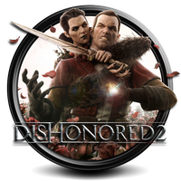 Dishonored 2 Png Icon by S7 by SidySeven
