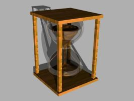 3D Hourglass by todd102030