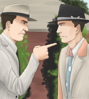 L.A. Noire - Shut your mouth by litesnake