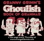 Ghoulish Book of Grammar by Ape74