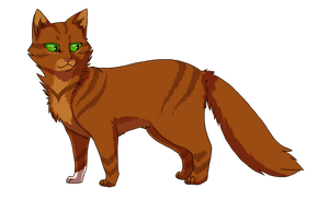 Squirrelflight by Drekalder