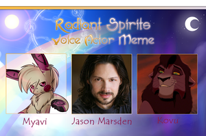 RS || Myavi - Voice Actor Meme by MirageMyuu