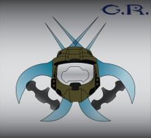 halo themed design by GabeRios