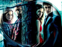 Harry Potter Wallpaper by Meeltje2951