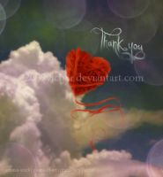 thank you by vicber