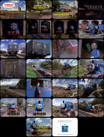 Thomas and Friends Episode 6 Tele-Snaps by VGRetro