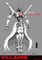 GMX-006 Apophis by CORNBREAK