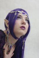 STOCK - Elven / Gothic princess by Apsara-Art