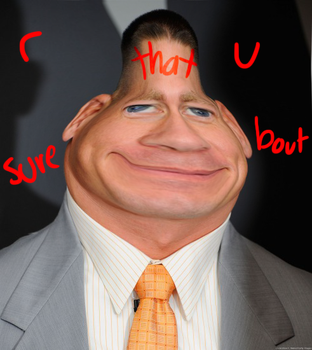 The All Knowing God John Cena by moved-to-tuzziixx