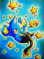 Starry Night by Silver-Artemis-Moon