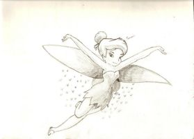 Tinker bell by Megan715