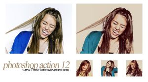 Photoshop Action 012 by ToxicActions