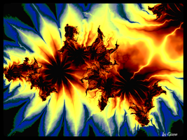 Distorted Flowers by Fractalsmurf-Gismo