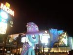 Trixie at the MGM Grand by ArmoredKangaroo
