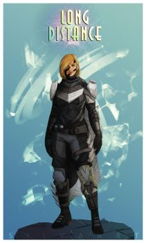 Destiny commission 08 by Silvaart