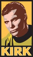 OBEY KIRK by WhatsYourBOZO