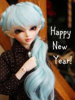 Happy New Year! by Pearlserenity