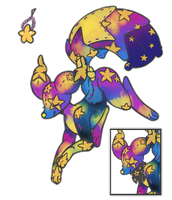 [awaiting approval][SAFE MYO Pillowing] Stardust by McPippypants