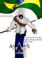 Assassin's Creed - JUSTICA - Concurso Cultural by kaiserkleylson