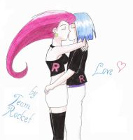 Jessie and James in Love by ShokoKito