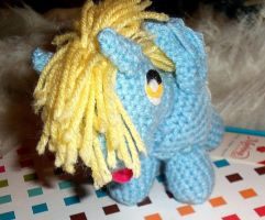 6'' Derpy Hooves front view-Doll For Sale by SunnyFaceMLP
