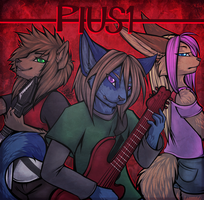Plus1 - The Graphic Novel by Neotheta