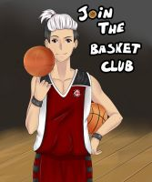 TVR - Join the basket club by NoLightArtist