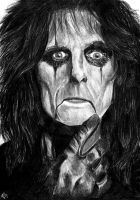 Alice Cooper by rejwen778