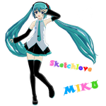 SketchLove Miku - DOWNLOAD by YamiSweet