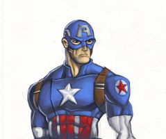 Cap Warm Up by GavinMichelli