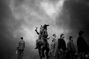 Egyptian Revolution 028 by MahmoudYakut