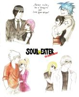 Soul Eater Ships by csicsus