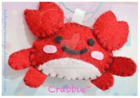 Crabbie the Crab by HidamariNoAya