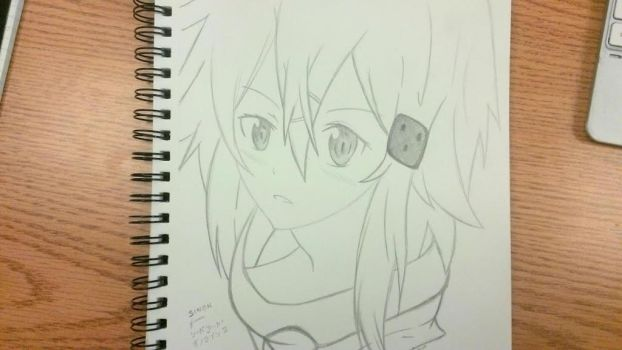 Sinon :3 by Spectrum65