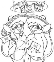 Viva Mexico by DACantero