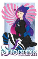 Stocking by CrimsonDenizen