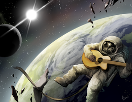 Space Oddity by noyoonho