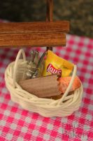 Miniature picnic II by EmisBakery