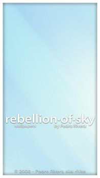 rebellion of sky by xXPeDr0Xx
