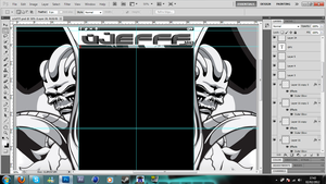 Previa Layout uJeFFF by magoshadow