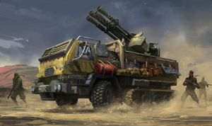 Command and Conquer by WestStudio