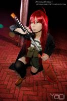 Fight day! by Hitomi-Cosplay