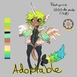 insomii adoptable (CLOSED) by Caindra