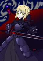 Alter Saber by LevyHa