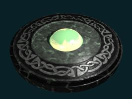 Summoner Stone by ElCasiegno