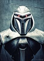 Centurian Cylon by Mr-Vin