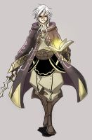 Robin by elicitchaos