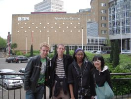 BBC Television Centre by DanBoldy
